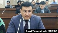 Адвокат Канатбек Азиз. 31-январь, 2020-жыл.