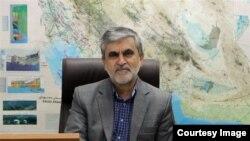 حسن قمصری، معاون امور بینالملل شرکت ملی نفت ایران. عکس: خبرگزاری تسنیم