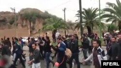جریان تظاهرات در خوزستان