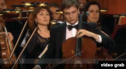 Andrei Ioniță în finala secției de violoncel la St. Petersburg