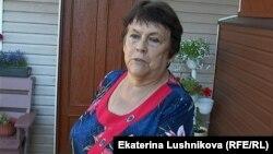 Бывший директор средней школы села Караул Татьяна Ситникова