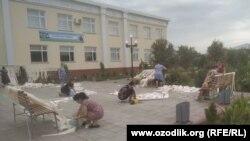 30-я русскоязычная школа в городе Ургенче считается одной из самых престижных в Хорезмской области.