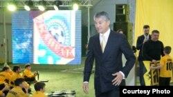 Қайрат Боранбаев, «Қайрат» футбол клубы бақылаушылар кеңесінің басшысы.