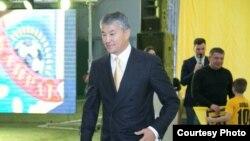 Сват Нурсултана Назарбаева является также нынешним хозяином футбольного клуба «Кайрат».