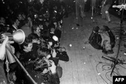 Джонни Холлидей, 1967 год