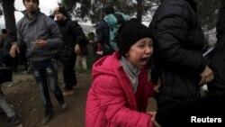 Փախստականներ Հունաստանի և Մակեդոնիայի սահմանին, արխիվ