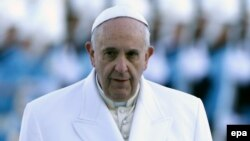 Рим Папасы Франциск.