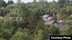 Село в Тверской области (Россия), иллюстрационное фото