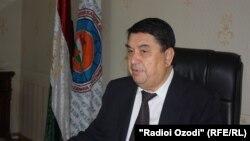 Сафар Сафаров, муовини раиси ҲХДТ.