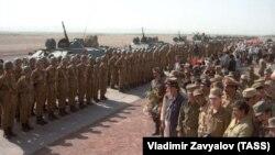 Вывод советских войск из Афганистана. Архивное фото