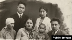 Керим Джаманаклы в кругу родных