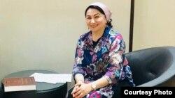Гулбахор Махкамова