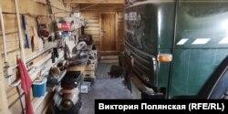 Подвал (он же гараж)