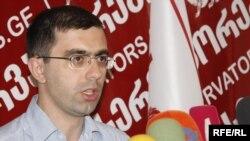 Despite official assurances, opposition leader Kakha Kukava has demanded voter lists be checked.