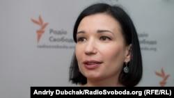 Ольга Айвазовська, експерт у політичній підгрупі тристоронньої контактної групи в Мінську