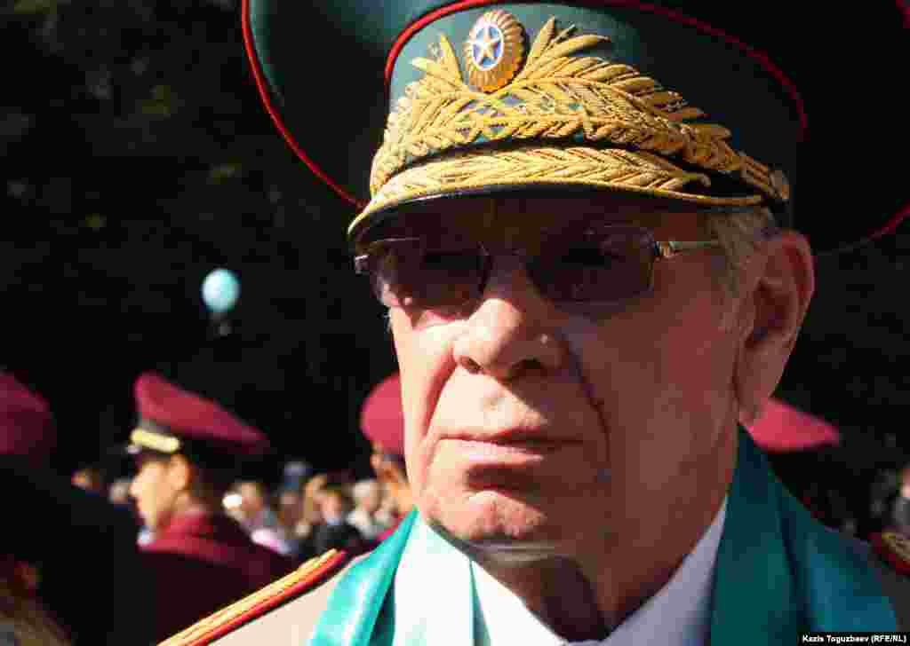 Генерал-майор Валерий Сапсай, первый из заместителей министра обороны Казахстана, посаженный в тюрьму по обвинению в коррупционных преступлениях, и первый из них, вышедший из тюрьмы.