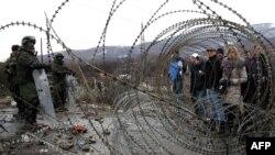 Барикадите на Северно Косово
