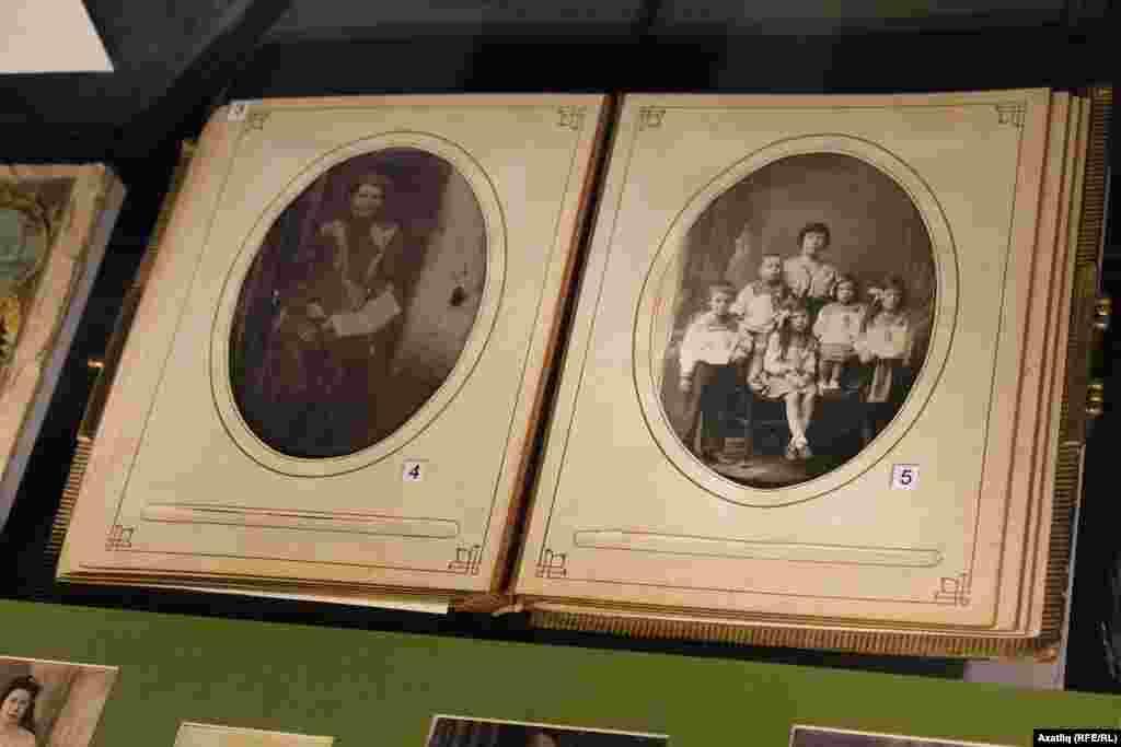 Муса Бигиевның шәхси архивыннан фотолары