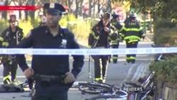 Теракт в Нью-Йорке: уроженец Узбекистана сбил на грузовике 8 человек