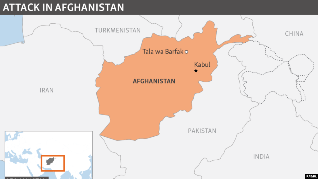 Gunmen Kill 13 Miners In Northern Afghanistan