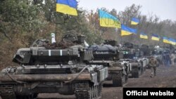 Українські військовослужбовці у зоні АТО. Ілюстраційне фото