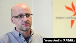 Programski direktor organizacije Transparentnost Srbija (TS) Nemanja Nenadić
