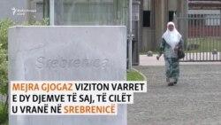 Vuajtjet e gruas që i vranë dy djem në Srebrenicë