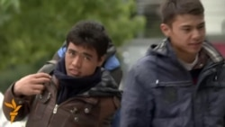 Children Alone On The Risky Road To Europe