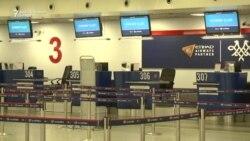 Beogradski aerodrom nakon obustave putničkih letova