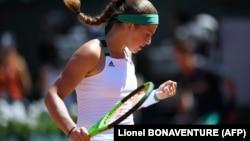 В прошлом году Елена Остапенко была первой в Париже, на этот раз ее победила на старте украинская теннисистка Екатерина Козлова