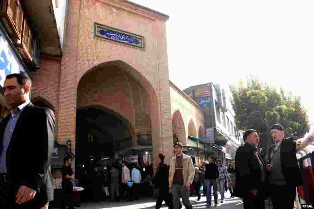 Tarixi Urmiya bazarı #2