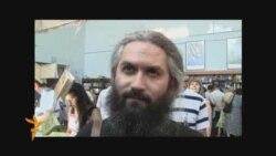 La Salonul de carte 2011, cu Savatie Baştovoi