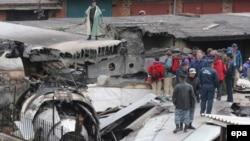В катастрофе аэробуса А-310 в аэропорту Иркутска погибло 124 человека из 203, находившихся на борту