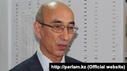 Қазақстан парламенті мәжілісінің депутаты Кәрібай Мұсырман.