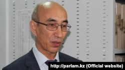 Карибай Мусырманов, депутат мажилиса.