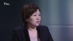 Алымбаева: Молниеносная смена правительства показала зависимость ЖК от президента