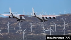 Stratolaunch Model 351 очкычы