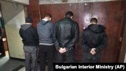 Katër të arrestuarit në Sofje