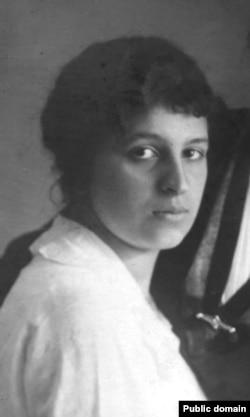 Надежда Таганцева (жена В.Н.Таганцева)