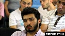 Azerbaijani blogger Omar Mammadov