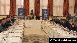 """Konferenca """"Zhvillimi ekonomik lokal"""" e mbajtur në Prishtinë"""