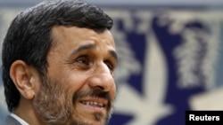 Presidenti i Iranit, Mahmud Ahmadinexhad - foto arkivi