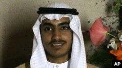 Hamza bin Laden, djali i Osama Bin Ladenit.