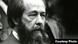 Солженицын в Гарварде