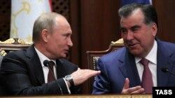 1 августа в Москве состоится рабочая встреча президентов России и Таджикистана