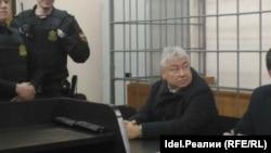Роберт Мусин с января 2018 года находится под домашним арестом