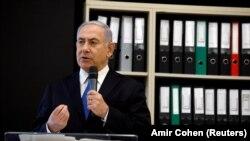 Benjamin Netanyahu izraelski premijer