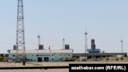 Hazar gaz kompressory, Balkanabat