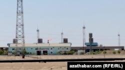 Balkanabat, Hazar gaz kompressory