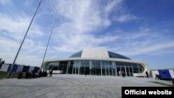 Нова будівля парламенту Грузії, який від 2012 року працює не у столиці Тбілісі, а в місті Кутаїсі